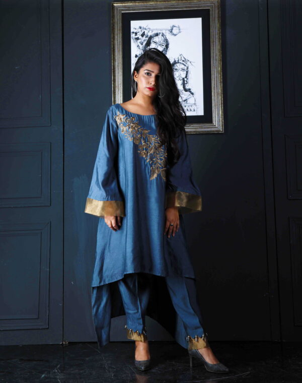 Anny khawaja Formal Dress